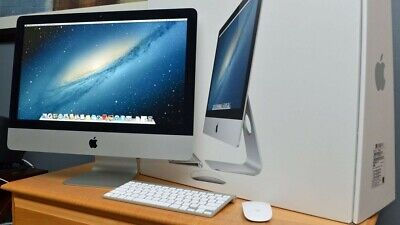 Apple IMac 21.5  Late 2012 1TB 8GB RAM I5 2.7GHz With Keyboard & Mouse • 450£