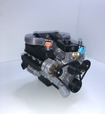 1/10 Scale Rover V8 Engine For RC Cars / Trucks • 100£
