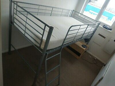 Single Child Bed With Mattress Used • 50£