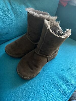 Fitflop Boots Girls Size 12 Or 13 • 2.30£