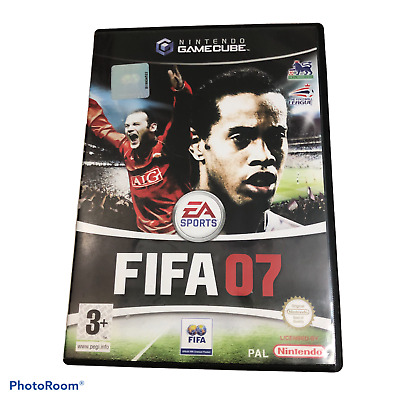FIFA 07: Nintendo Game  Cube GBC Video Game UK Release • 9.99£