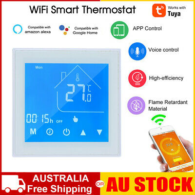 AU43.95 • Buy WiFi Smart Thermostat Temperature Controller Tuya APP For Alexa Google Home B6W5