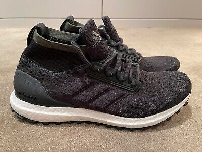 AU140 • Buy Adidas Ultra Boost ATR Mens US 9.5 Carbon Core Black