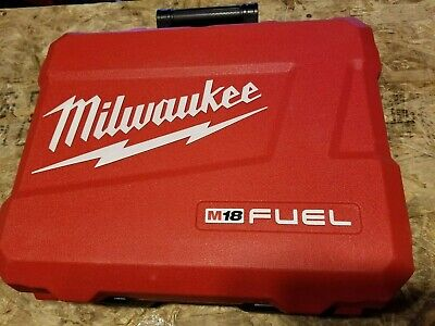 Hard Case Milwaukee M18 Fuel 1/2  Hammer Drill Driver Kit 2804-22 CASE ONLY! • 10.72£