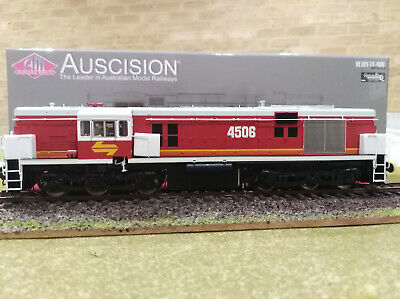 AU350 • Buy Auscision NSWGR 45 Class Candy Livery #4506