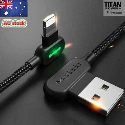 AU14.99 • Buy Mcdodo Fast Smart LED Cable Usb Charger Data Cord For Xiaomi HUAWEI IPhone 12 XS