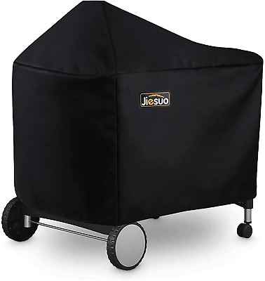 $ CDN58.22 • Buy 48.5  BBQ Grill Cover For 22  Weber Performer Premium & Deluxe Charcoal Grills