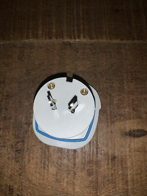 AU0.99 • Buy UK To Australia Travel Power Adapter