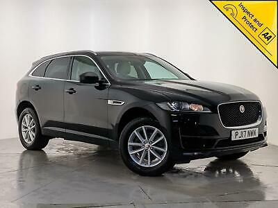 2017 Jaguar F-pace Prestige 4x4 Auto Sat Nav Leather Heated Interior 1 Owner  • 18,995£