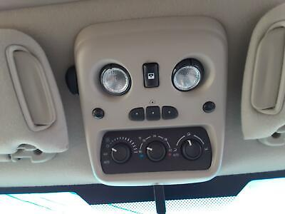 $52.80 • Buy Front Roof Console Dome Light Com System Ue1 Gmc Yukon Xl 1500 03 04 05 06