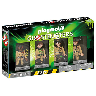 AU47.95 • Buy Playmobil Ghostbusters Collectors Figure Set NEW