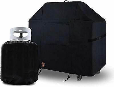 $ CDN86.08 • Buy 58  BBQ Grill Cover For Weber Genesis II 300 Series With Tank Protective Cover