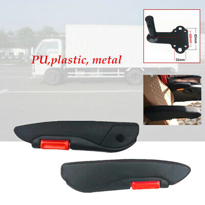 $79.99 • Buy 2×Truck Modified Adjustable Arm Rest Seat Arm Console Clamp No Drilling Install