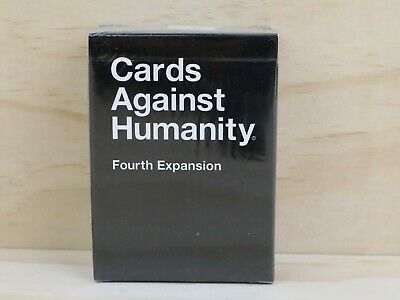 AU17.99 • Buy Cards Against Humanity Fourth Expansion - New + Sealed - Expansion Pack