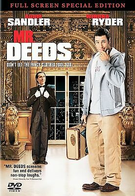 $2.95 • Buy Mr. Deeds Full Screen - **DISC ONLY WITH TRACKING**