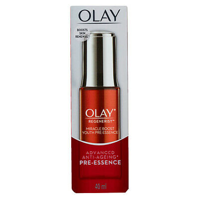 AU41.19 • Buy NEW Olay Regenerist Miracle Boost Youth Pre-Essence - 40mL