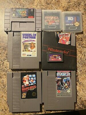 $ CDN13.37 • Buy Video Game Lot, NES, SNES, Game Gear, Ps2, Ps4, Ps3 G-7