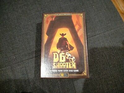 AU30 • Buy D6 Shooter Dice Game Kickstarter