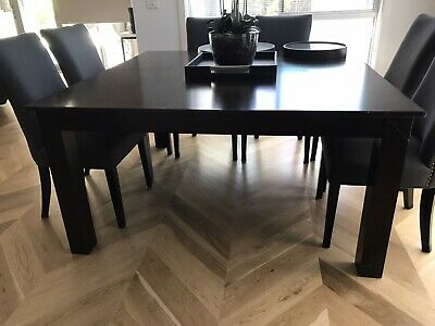 AU100 • Buy Square 8 Seater Dining Table