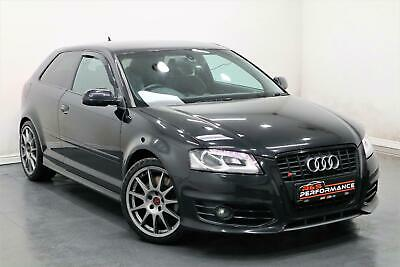 2010 Audi S3 2.0 TFSI Black Edition S Tronic Quattro - PX SWAP - FINANCE -  • 11,750£