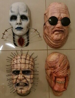 Hellraiser Movie Rare 4 Cenobites Movie Prop Display By Movie Fx Designer  • 352.36£