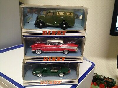 Matchbox  DINKY Collection DY-1 DY - 4  DY-2 • 15£