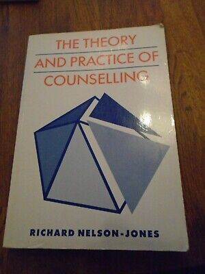 The Theory And Practise Of Counselling Skills Richard Nelson-jones • 7.99£