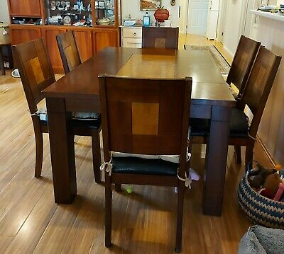 AU80 • Buy Extendable Dining Table And 8 Chairs