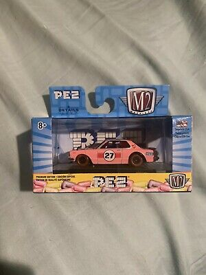 $ CDN51.02 • Buy M2 Machines Pez 1971 Nissan Skyline GT-R Walmart Exclusive Chase 1/750 Error Box
