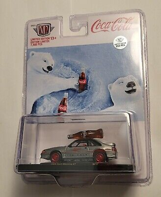 $ CDN140.34 • Buy M2 Machines 1988 Ford Mustang GT Raw Super Chase 1/250 Christmas Mint VHTF Rare