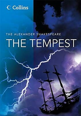 The Tempest, Paperback  By William Shakespeare • 10.06£