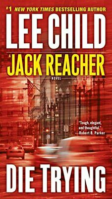 Die Trying, Paperback,  By Lee Child • 10.30£