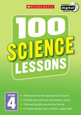 100 Science Lessons: Year 4, Mixed Media Product,  By Kendra McMahon • 25.47£