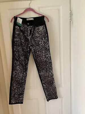 Next Sequined Jeans • 3.70£