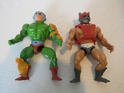 $19.99 • Buy Masters Of The Universe Lot Vintage Man-At-Arms And Zodak Mattel