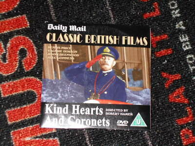 Kind Hearts And Coronets (DVD, 2006) • 0.75£