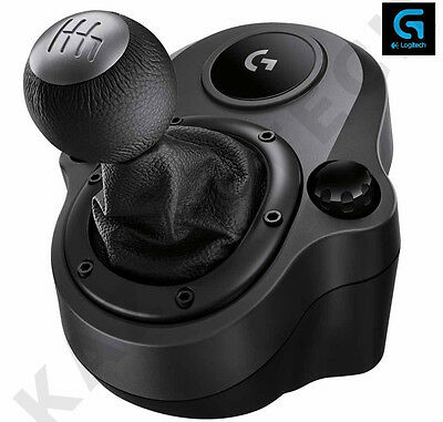 AU137.04 • Buy Logitech Driving Force Shifter For G29 Or G920 Racing Steering Wheel GENUINE NEW