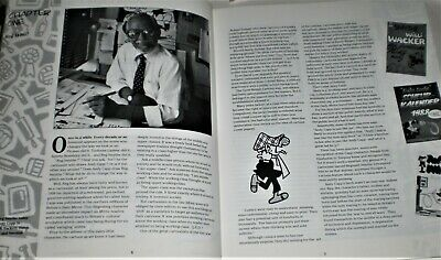 Reg Smythe With Les Lilley THE WORLD OF ANDY CAPP History From First Drawings • 10.95£