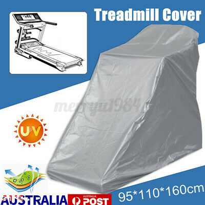 AU18.41 • Buy 80*60*150cm Waterproof Treadmill Cover Running Jogging Machine Dust  AB