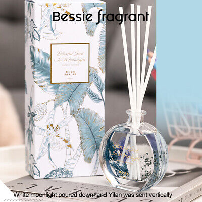 AU17.89 • Buy Diffuser Natural Essential Fragrance Scented Oil Reed Diffuser Kit Gift Set AU