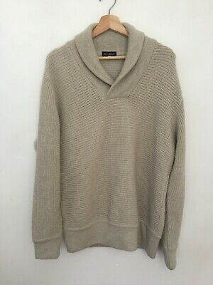 AU0.99 • Buy MJ BALE Pure Wool Collared Knit Jumper - New Without Tags - Never Worn