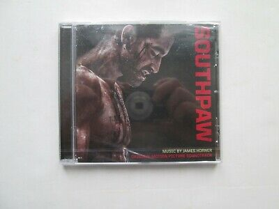 JAMES HORNER - Southpaw O.s.t.  - SCORE OST STILL SEALED • 8£
