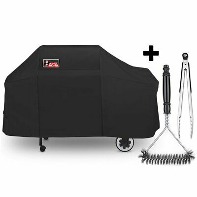 $ CDN67.66 • Buy BBQ Gas Grill Cover Large For Weber Genesis Silver C & Weber Genesis Gold B & C