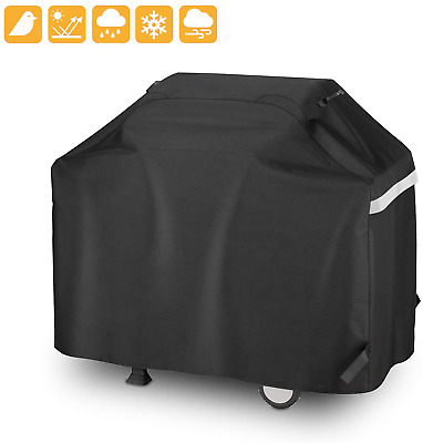 $ CDN51.89 • Buy 60  BBQ Grill Cover Large For Weber Genesis 300 Series & Weber Genesis II E310