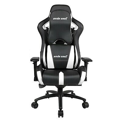 AU449 • Buy  SALE  Anda Seat AD12-XL-03 Extra Large Office Gaming Chair White Free Shipping