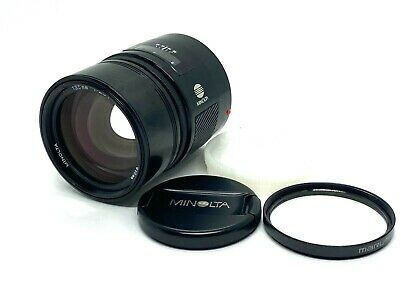 AU205.37 • Buy Minolta AF 135mm F/2.8 Telephoto Lens For Sony A Mount [Exc+++] From JAPAN #7251