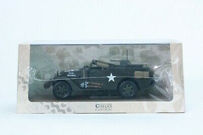 $27.54 • Buy Atlas Editions 6690 020 M3  Military Scout Car New & Unopened