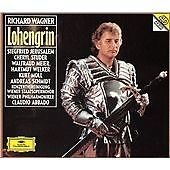 £45 • Buy Richard Wagner - Wagner: Lohengrin: Conducted By Claudio Abbado (1994) - 3 X CD