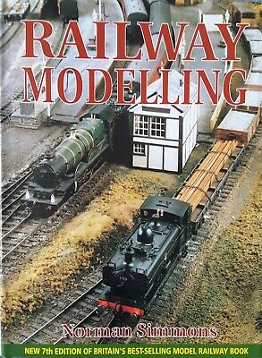 Railway Modelling By Simmons, Norman Hardback Book  • 2.40£
