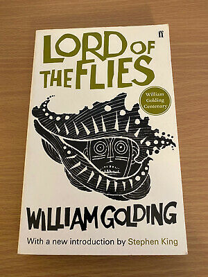 Lord Of The Flies: With An Introduction By Stephen King By William Golding... • 2.30£